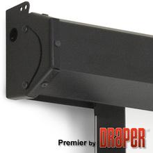 """Draper Premier 119"""", HDTV M1300 BC, ed30"""""""