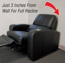 Кресло Bello HTS103BK для домашнего кинотеатра